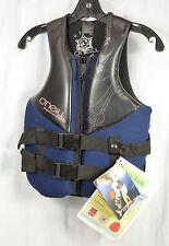 O'Neill 1778 THE LAW PFD Womens Wakeboard Water Ski  Vest USCG  Size 4 NEW