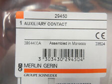 Merlin Gerin 29450 Auxiliary Alarm Switch 1A/1B Fits Molded Circuit Breakers NEW