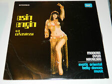 LP ESIN ENGIN modern oyun havalari ORIENTAL BELLY DANCES turkey KENT 105 turquie