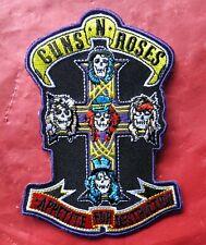 More details for guns n roses  appetite for destruction patch - locked n' loaded
