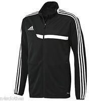 Adidas Mens Tiro 13 Training Top Sports Jacket Climacool Black Size XL 2XL