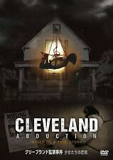 Cleveland Abduction - 2015 Taryn Manning, Raymond Cruz, Pam Grier - Japanese DVD