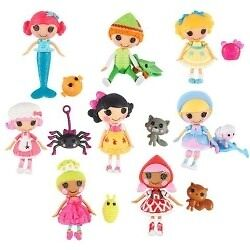 Dilly Dollying in Lalaloopsy Land
