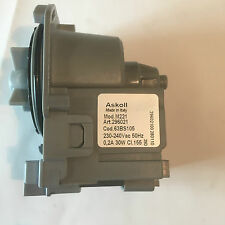 ASKOLL POMPA original part number 142370, 141874, 63BS505