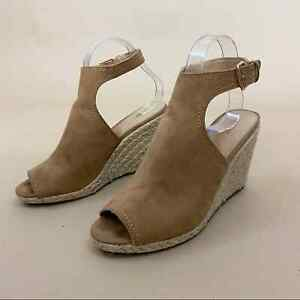 Apt. 9 Ecstatic Women's Espadrille Wedge Sandals 9
