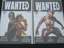 WANTED #1 - #2 (2004, Image)