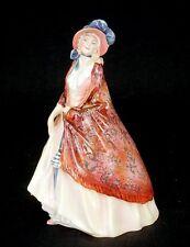 "Royal Doulton Figurine  ""Paisley Shawl""  HN 1987"