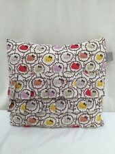 Liberty Hello Kitty Print Cushion with Frill Good Con