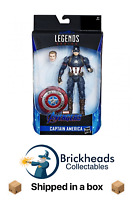 Captain America - Power and Glory | Marvel Legends -  Sealed MISB