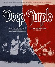 Deep Purple-from the setting sun (in Wacken) to the (Tokyo) 2 Blu-ray NEW