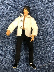 Bruce Lee Medicom Toy Miracle Action Figure Loose