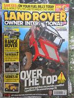 Land Rover Owner Int 12/2005 Series 1 2 3 Defender Range Discovery Freelander
