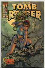 TOMB RAIDER 2 Tower Records Holo Foil VARIANT 1999