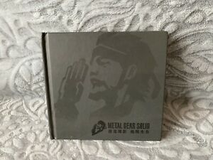 Metal Gear Solid 20th Anniversary - Chinese Gift Set Book Box Edition