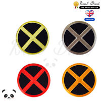 X Men Super hero Movie Embroidered Iron On /Sew On Patch Badge For Clothes etc