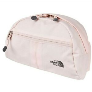 The North Face Roo II Waist Pack in Pink Salt