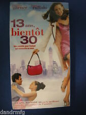 NEW 13 Ans, Bientot 30 (VHS, 2004 VERSION FRANCAISE / FRENCH) 011575014187