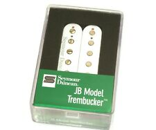 11103-13-W Seymour Duncan White Trembucker Guitar Pickup TB-4 JB