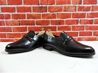 Unworn Church's Cheaney Mens Shoes Penny Loafers UK 6.5 F US 7.5 EU 40.5 Black