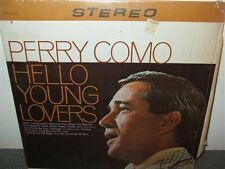 Perry Como . Hello Young Lovers .  Shrink Wrap . LP
