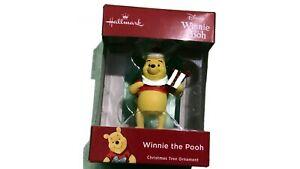 Hallmark Winnie The Pooh Christmas Tree Ornament