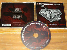 MOTHERS FINEST - GOODY 2 SHOES & THE FILTHY / ALBUM-CD 2015 (MINT-)