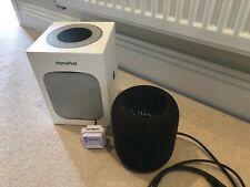 Apple HomePod Smart speaker - Space Gray - US version with UK adapter Plug