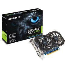 Tarjetas gráficas de ordenador NVIDIA GeForce GTX 750 Ti PCI con memoria GDDR 5