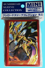 BUSHIROAD CARDFIGHT VANGUARD DRAGONIC BLADEMASTER MINI Card SLEEVES 209 Kagero