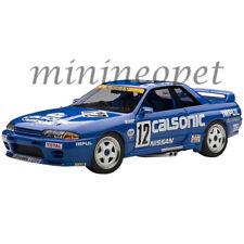 AUTOAart 89079 NISSAN SKYLINE GT-R R32 GROUP A 1990 CALSONIC #12 1/18 MODEL BLUE
