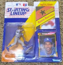 1992 Ramon Martinez Los Angeles Dodgers Kenner Starting Lineup nrmnt condition