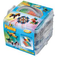 Hama 6000 Beads & Pegboards Storage Box NEW