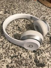 Beats by Dr. Dre Solo2 Over the Ear Headphones - White