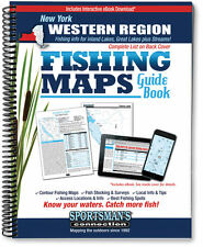 Western New York Fishing Map Guide | Sportsman's Connection