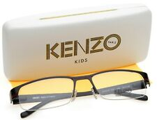NEW KENZO KIDS KZ4137 C01 BLACK EYEGLASSES GLASSES 4137 54-18-140 B30mm France