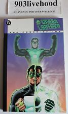 DC COMICS GREEN LANTERN - THE POWER OF ION TPB TRADE GRAPHIC GN VERY FINE ++