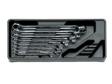 KTC Long Offset Wrench Set, 8 pieces, TM508, Made in JAPAN