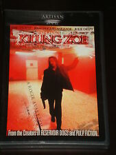 DvD movie Killing Zoe, Eric Stoltz, Julie Delpy, Jean Hugues Anglade Tarantino