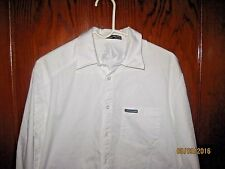 Volcom Size M Long Sleeve Button Up Casual Shirt Tailored Shirt