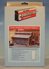 Walthers cornerstore h0 kit kit united unser Tranfer terminal OVP #1294