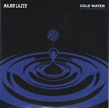 Single CD / Cold Water von Major Lazer Feat.Justin Bieber & Mø (2016) / NEU!!!
