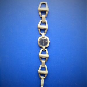 schicke DAMEN ARMBANDUHR, ADMES, Geneve, Swiss, Silber 0,800, Uhrmacherüberholt