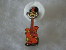 Hard Rock Cafe pin Lisbon Seasons Guitar Series #3 of 4 Autumn/Fall 2012