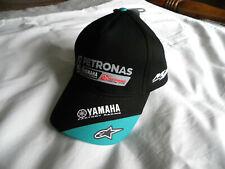 Cap Bike MOTOGP Petronas Yamaha Factory Racing Motorcycle Superbike Black