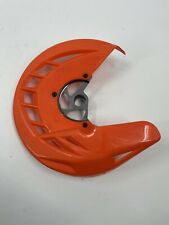 KTM front disc guard Cover 125 -530 EXC/ F 26mm Spindle 2004-2015 #A9