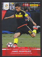 Panini Instant - Copa America 2016 - #1 James Rodriguez - Colombia / Real Madrid