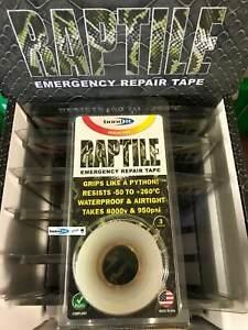 Clear Silicone Repair Tape Home Car DIY Fix Mechanics Builders Plumber Emergency