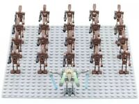 20x Battle Droids Mini Figures (LEGO STAR WARS Compatible)