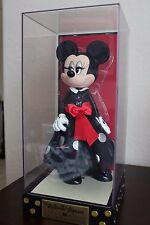Disney Store Minnie Mouse Signature Collection Limited Edition Doll! NIB! LE3000