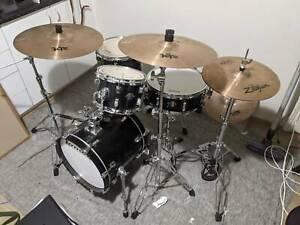 Ludwig Breakbeats Drum Kit - Complete Set